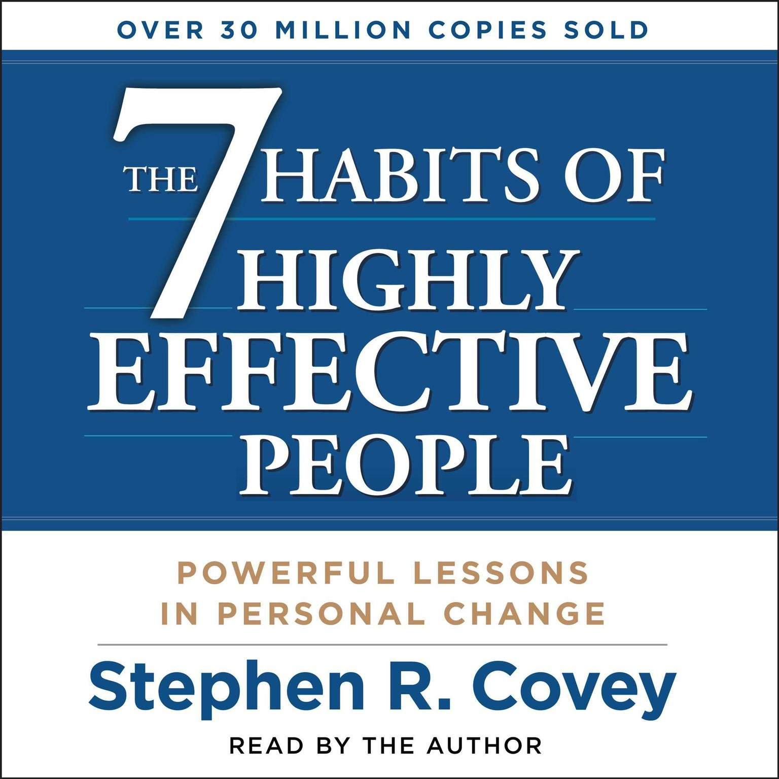 the book 7 habits of highly effective people