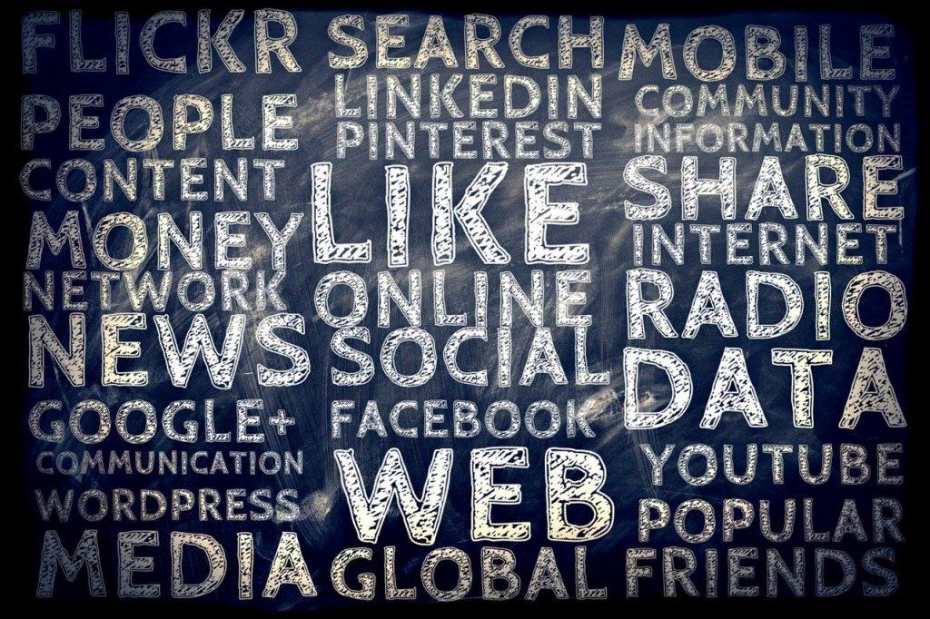social, media, board
