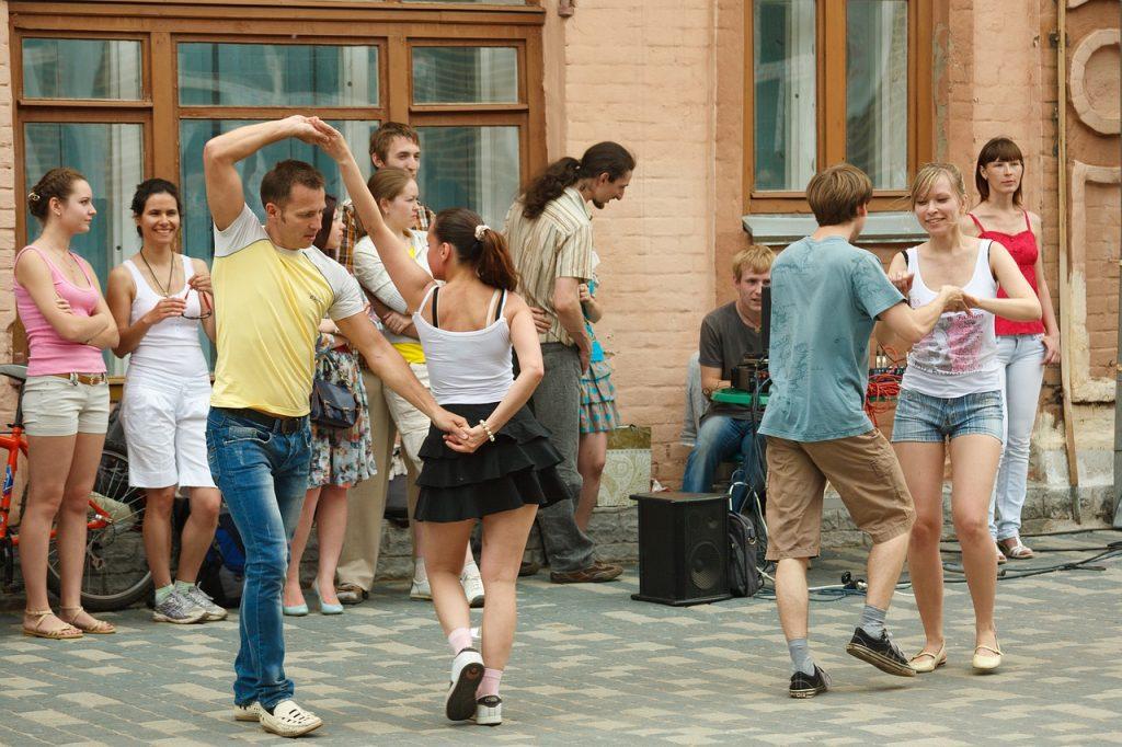 city, dancing, dancers, dance incubation